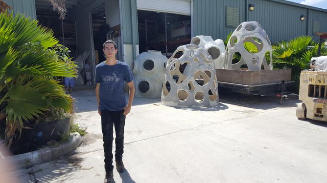 Reef Sculpting 17 - CXOART