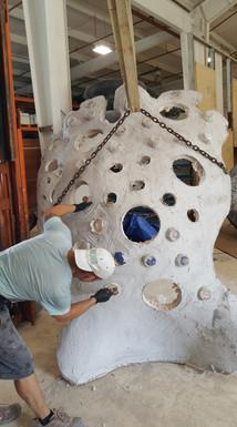 Reef Sculpting 6 - CXOART