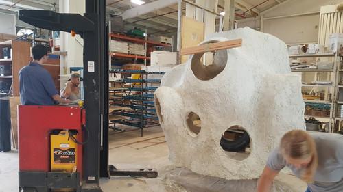 Sand Sculpted Reef 14 - CXOART