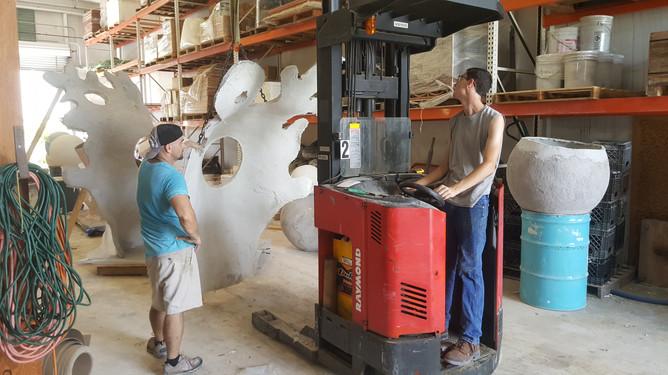 Reef Sculpting 11 - CXOART