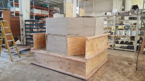 Sand Sculpted Reef 6 - CXOART