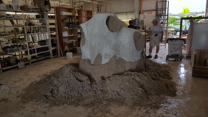 Sand Sculpted Reef 12 - CXOART