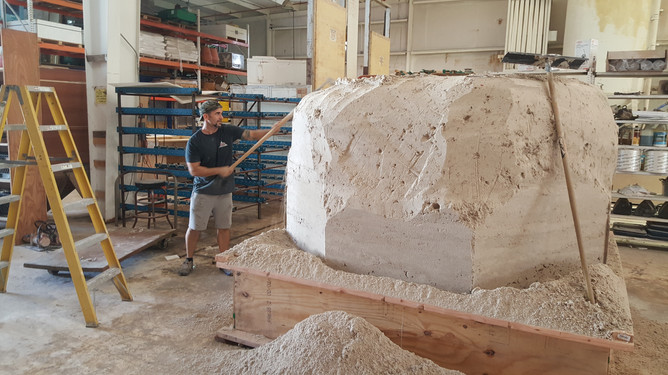Sand Sculpted Reef 7 - CXOART