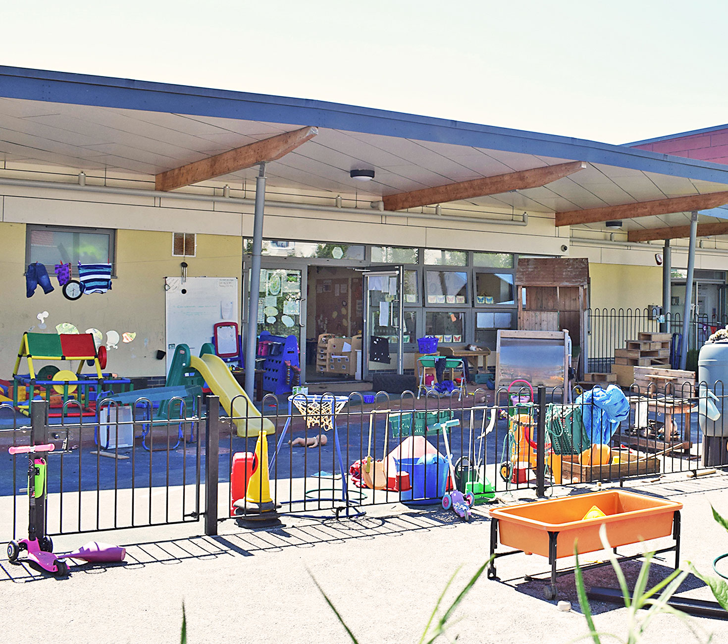 Old Sarum Nursery School HP2