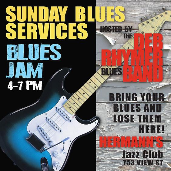 Sunday Blues Services