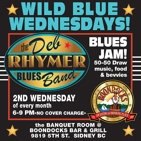 Deb Rhymer Band Blues Jam