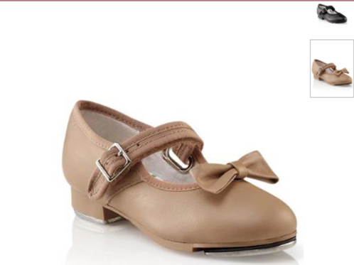Capezio Mary Jane Tap - Child