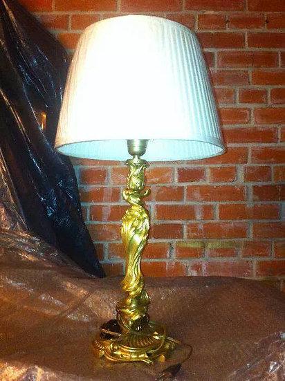 """Лампа в стилі """"Рококо"""""""