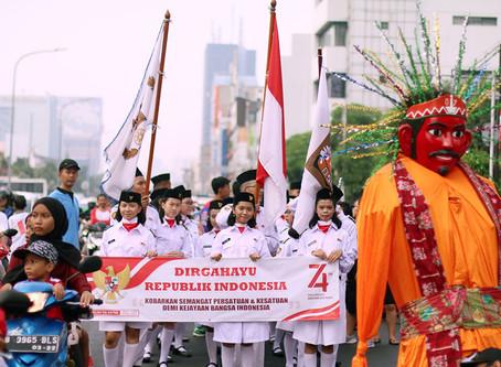 Peringatan Kemerdekaan Indonesia Ke-74