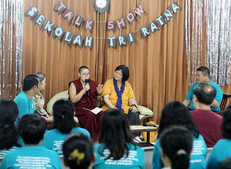 Komunikasi Tri Guru Untuk Keberhasilan Akademik