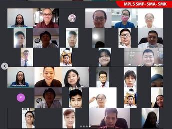 Masa Pengenalan Lingkungan Sekolah Online