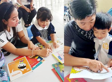 Membaca Buku Bersama, Eratkan Hubungan Anak dan Orang Tua
