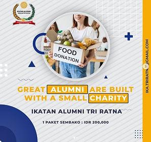 Donasi alumni tr