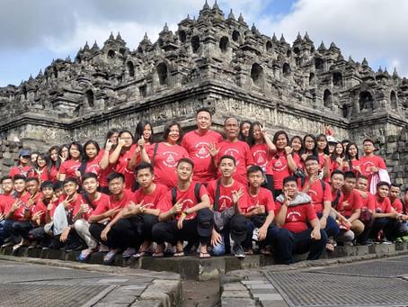 Fieldtrip ke Borobudur