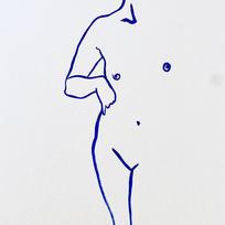 Minimalist Nude