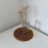 Matisse Cork Placemat Set