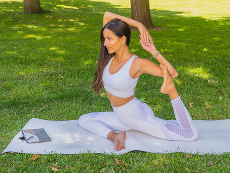 LaHygge meets Yoga