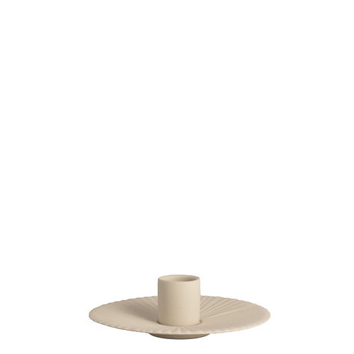 Kerzenhalter Holmby - Small beige