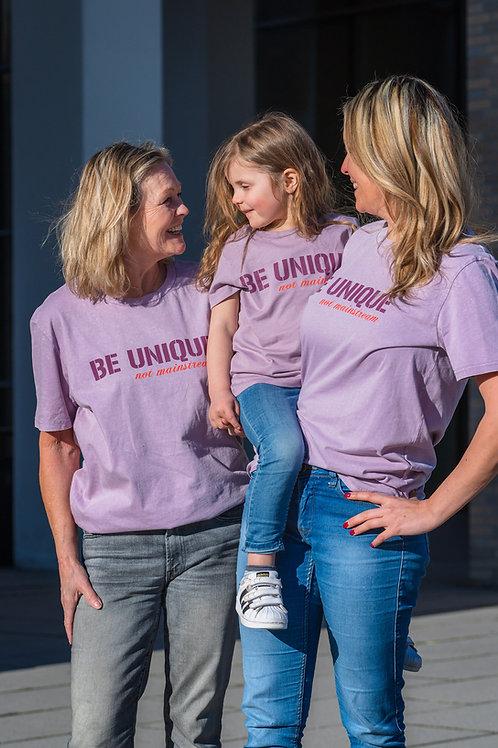 """Kids T-Shirt """"BE UNIQUE"""""""