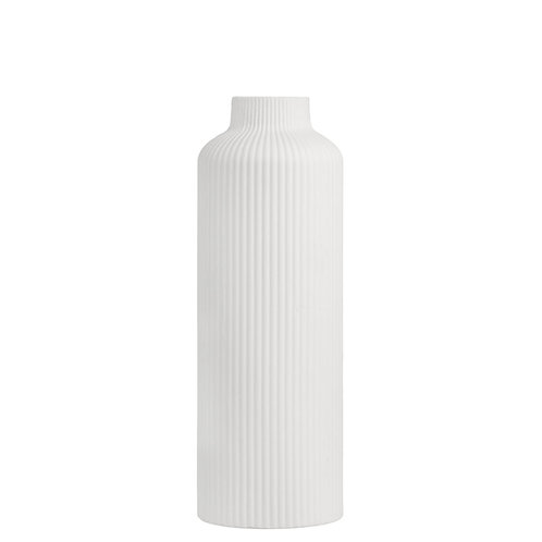 Vase Ådala white von Storefactory