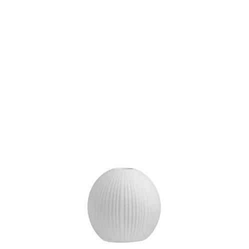 Kerzenhalter Vena white