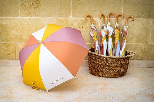 Grech & Co. Regenschirm - Burlwood -