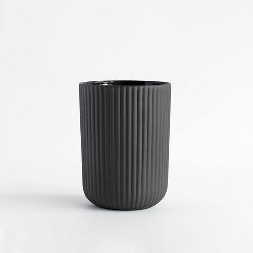 Cup dark grey 150ml