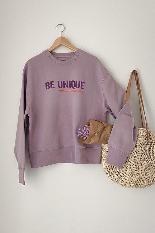 "Sweatshirt ""Unique"""