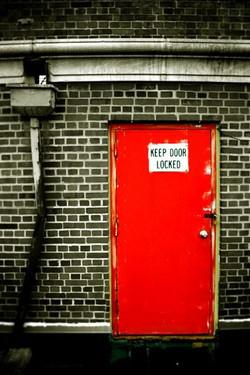 Keep Door Locked