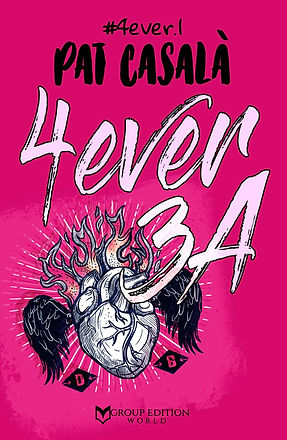 4ever 3A - Novela New Adult - #Bilogia4ever1