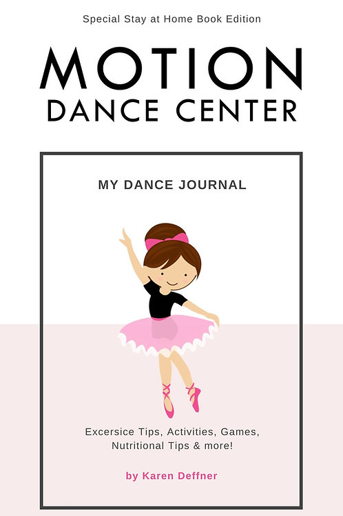 My Dance Journal