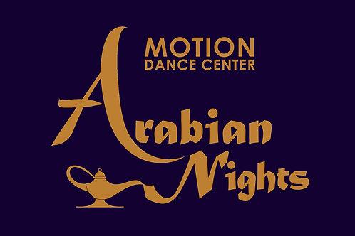 Arabian Nights Ticket