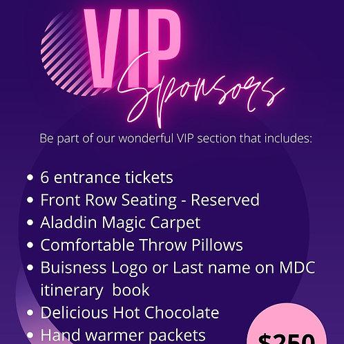 VIP Arabian Nights Tickets