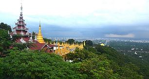 Mandalay Hill-Myanmar