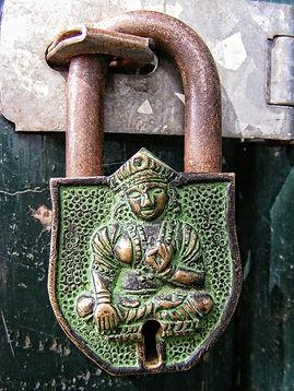 Nepal Lock