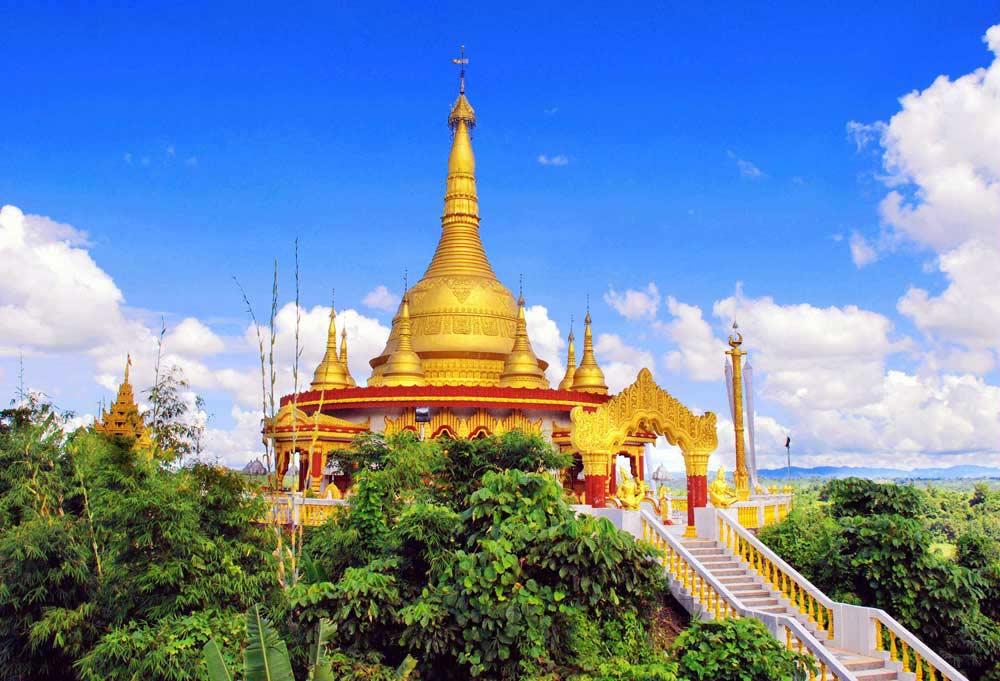 Buddha Dhatu Jadi, Bandarban