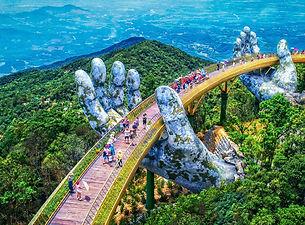 Golden Bridge-Vietnam