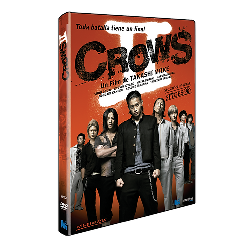 Crows 2 (DVD)