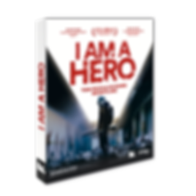 I AM A HERO Blu-ray