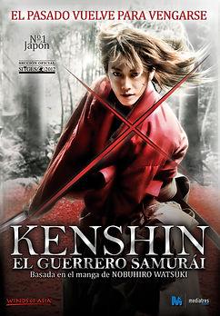 KENSHIN EL GUERRERO SAMURÁI de Keishi Otomo