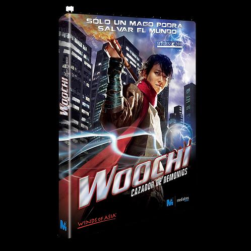 Woochi, cazador de demonios (DVD)