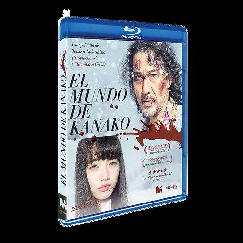 El mundo de Kanako (Blu-ray)