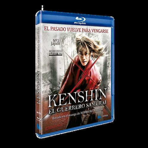 Kenshin, el guerrero samurái (Blu-ray)