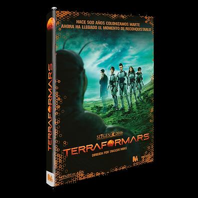TERRA FORMARS DVD