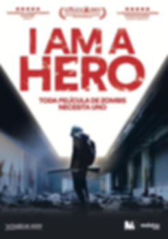 I AM A HERO de Shinsuke Sato