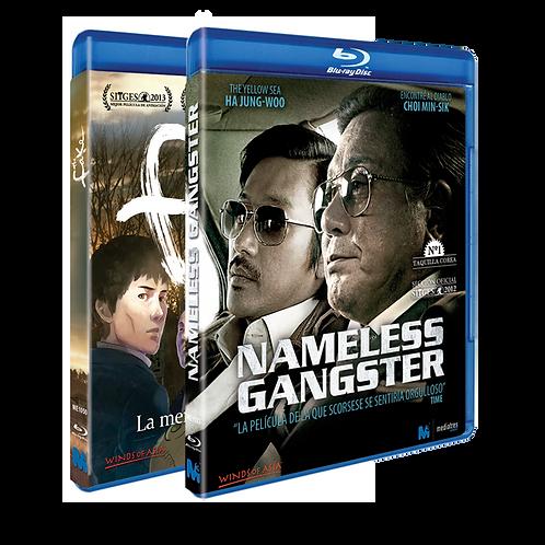 The fake + Nameless gangster (Blu-ray)