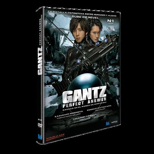 Gantz: Perfect Answer (DVD)