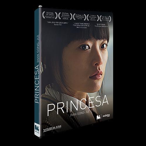 Princesa [Han Gong-ju] (DVD)
