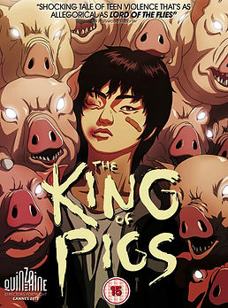 THE KING OF PIGS de Yeon sang-ho