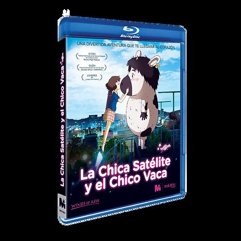 La chica satélite y el chico vaca (Blu-ray)